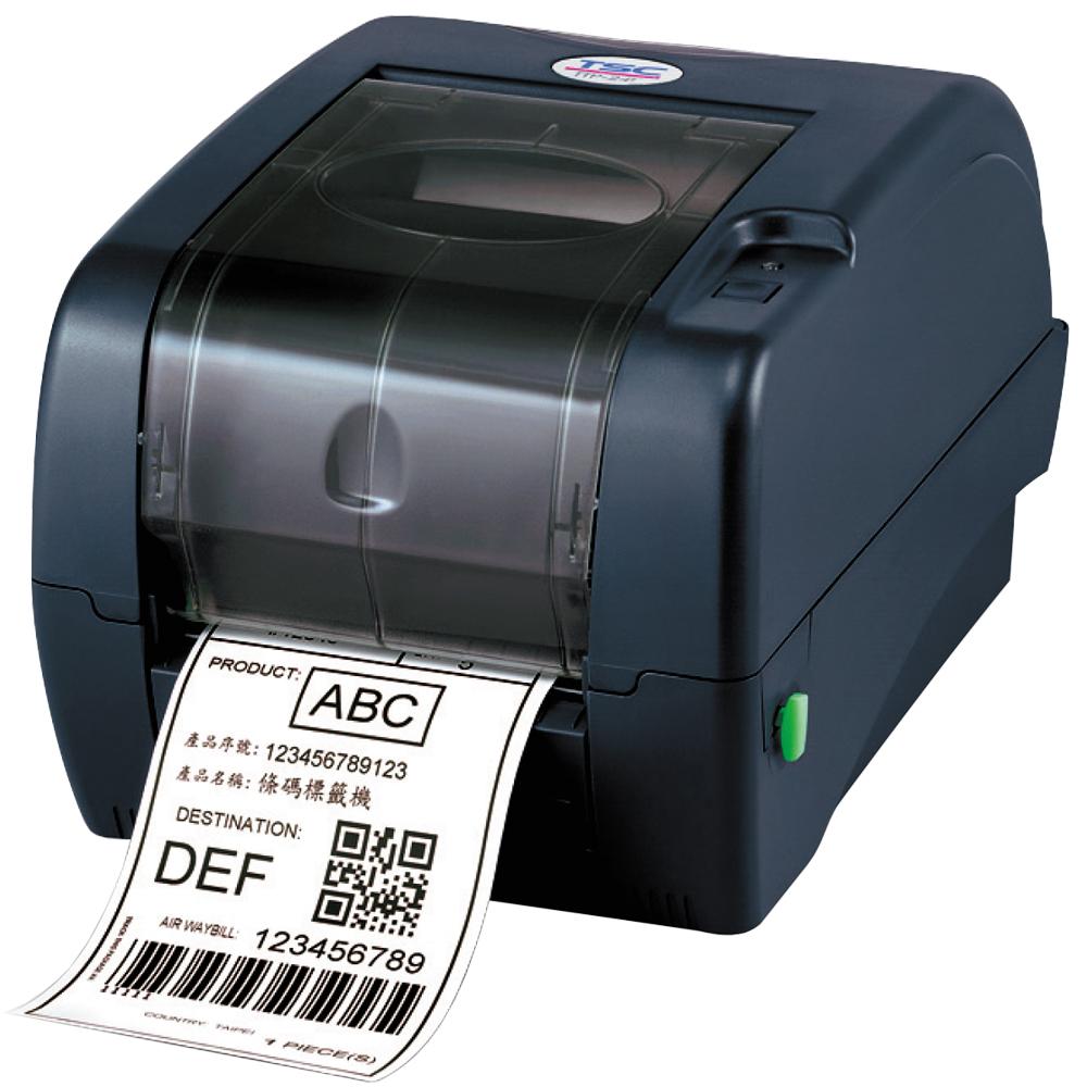 レシート バーコードラベルを印刷できるバーコードプリンタ 高い素材 2年保証 熱転写 サーマル ラベルプリンター TTP-345 300dpi USB接続 4インチ幅 レシートプリンター セントロ 日本全国 送料無料 RS232C