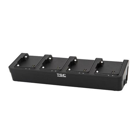 4ベイチャージャ ACアダプタ付 A2R-CHGR-4B モバイルプリンター Alpha-2R用オプション