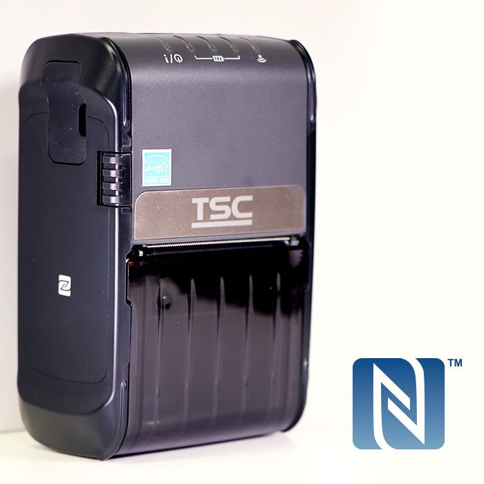 【2年保証】 感熱紙ラベルプリンター Alpha-2R (NFC対応・ライナーレス) Bluetooth USB接続 MFi認証モデル TSC