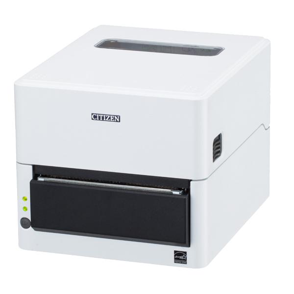 シチズン レシートプリンター CL-E303 用紙幅4インチ(58mm/80mm/112mm対応) カッター有り(一体型) 1年保証 有線LAN RS232C USB接続 CL-E303XJWNBCA シチズンシステムズ CITIZEN SYSTEMS
