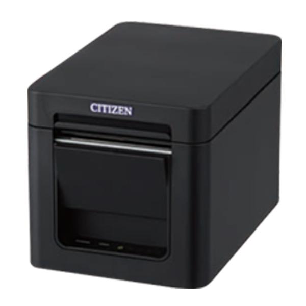 【2年保証】 レシートプリンター CT-S251BTJ-BK 用紙幅2インチ(58mm) Bluetooth USB接続 黒 シチズンシステムズ CITIZEN SYSTEMS