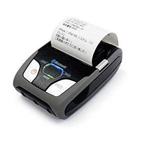POSレジソフト対応 レシートプリンター SM-S210i2-DB40-JP (カードリーダー無) 用紙幅58mm Bluetooth RS232C接続 バーコード印刷対応 1年保証 スター精密