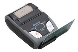 POSレジソフト対応 レシートプリンター S214i2-DB40-JP 磁気カードリーダー搭載 Bluetooth/RS232C接続 レシート印刷 用紙幅58mm 1年保証 スター精密