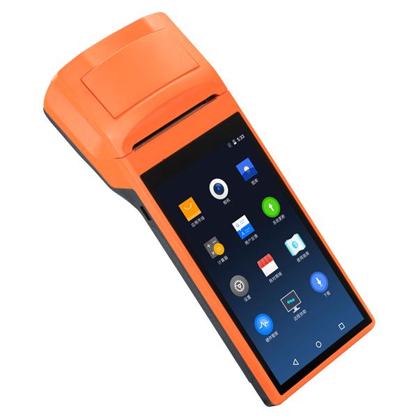 Androidスマートターミナル V1s 【1年保証】 58mm幅(2インチ幅)感熱式プリンター搭載 SUNMI
