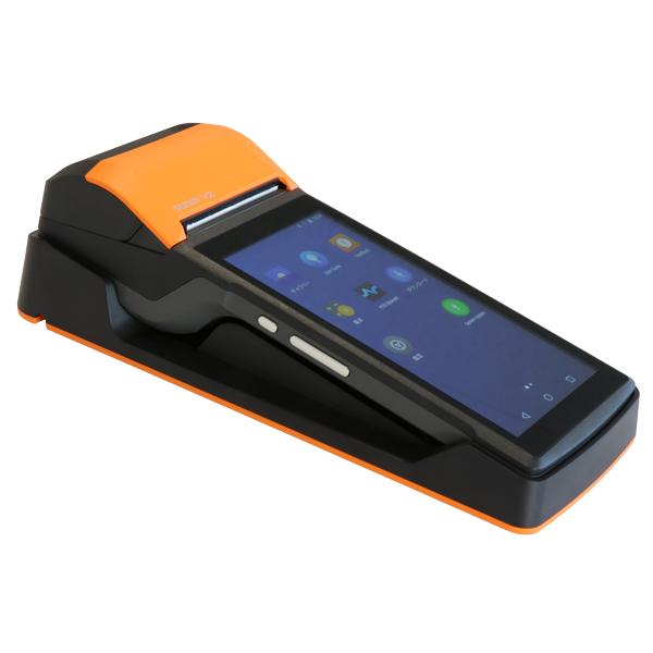 Androidスマートターミナル V2 【1年保証】 58mm幅(2インチ幅)感熱式プリンター搭載 SUNMI