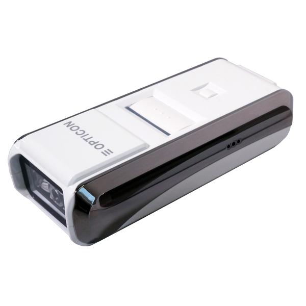 Bluetooth二次元バーコードリーダー OPN-2102i-WHT QRコードスキャナー データコレクター オプトエレクトロニクス OPTO