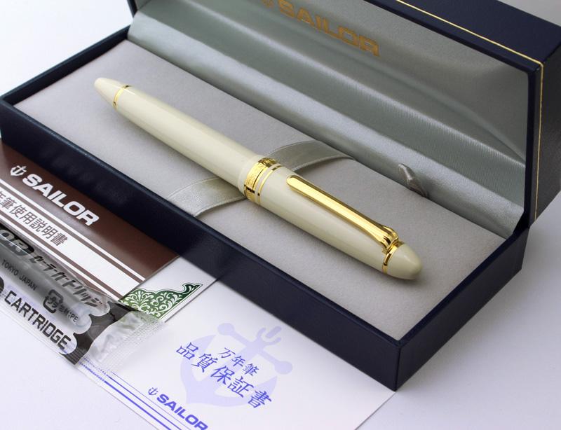 象牙的利润标准 14 金钢笔 (11-1219) 自然象牙魅力 !