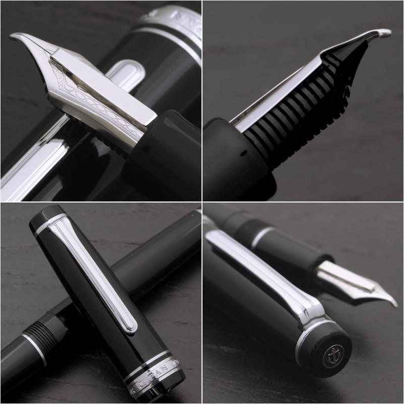 专业齿轮剃刀康科德皇帝笔银变幻笔尖! 硬订单生产