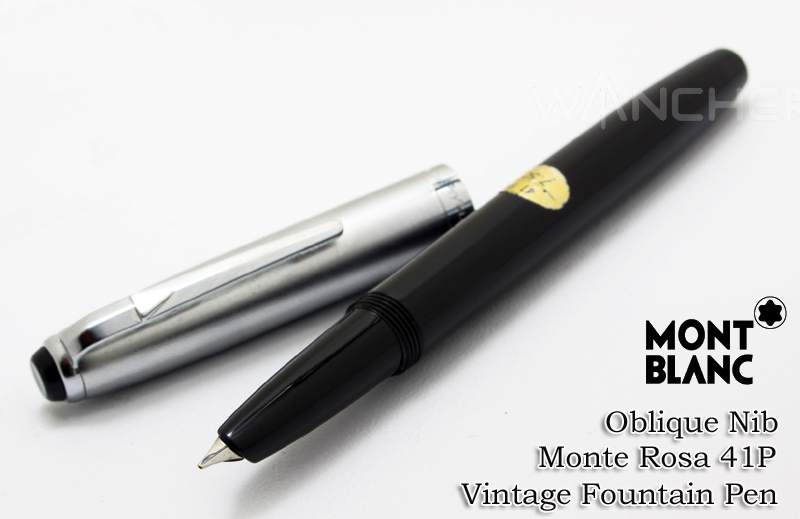 罗莎笔 40 系列 41 P/obreechnib 不 1950 年代的老式钢笔万宝龙明星罕见的模型