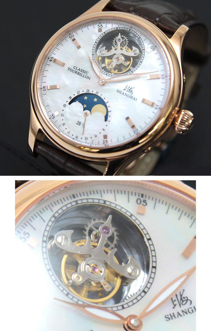 陀飞轮月相腕表终身保修! 飞行超级复杂和高精度机械手表在 1801 年,钟表匠宝玑开发