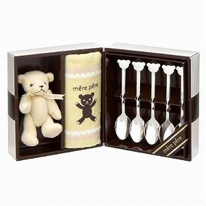 仅仅是佩雷勺子 5 PC & 手毛巾和吉祥物 7 片集 770-205
