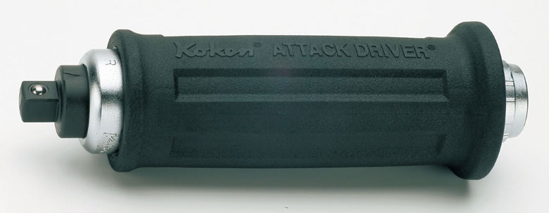 "Ko-ken AG318A 3/8""(9.5mm)sq. Attack Driverset 6 Pcs Set/metal Case"