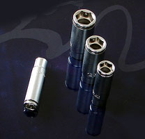 """柯肯 2350 米 10 1 / 4""""(6.35 mm) 平方...nuttgripdeep 插座 10 毫米 Koken (Koken / 山下大学)"""