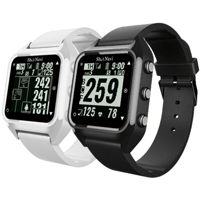 腕時計型 GPSゴルフナビ ショットナビ Shot Navi HUG スマホ連動 GPSウォッチ