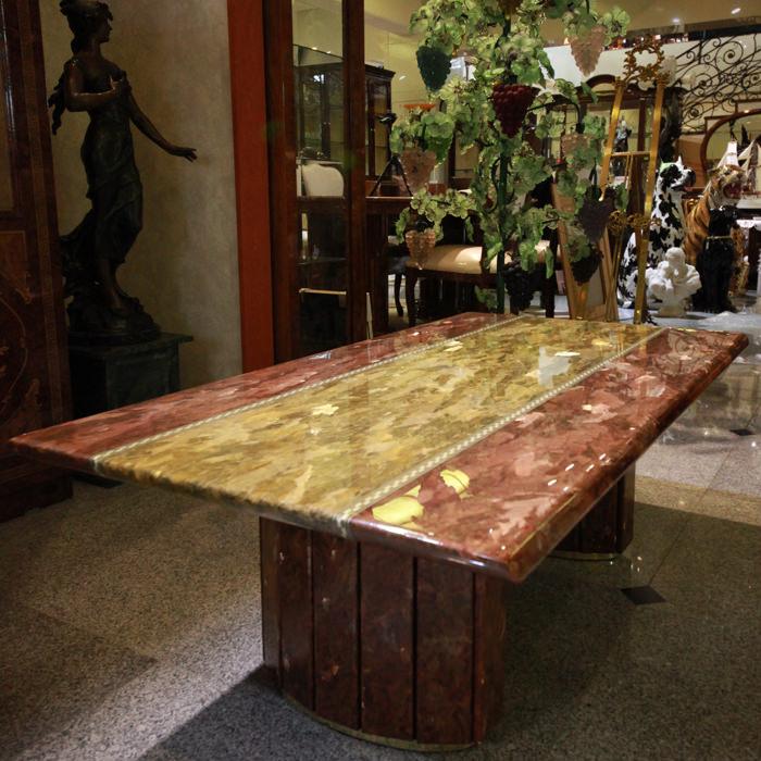 イタリア/ラバマール社/センターテーブル/輸入家具