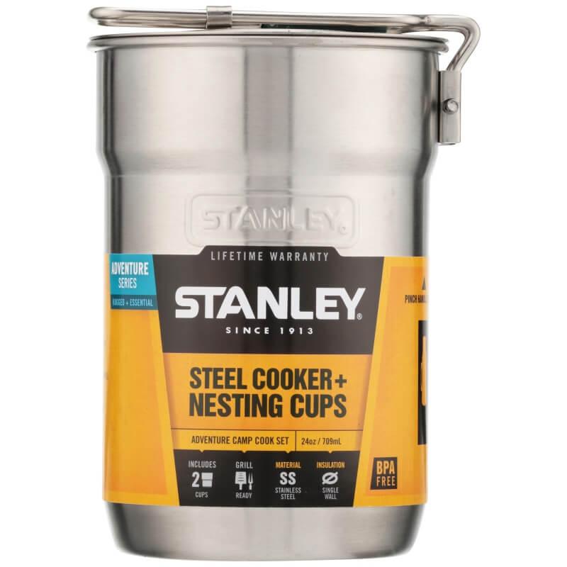 20%オフクーポン+5%キャッシュレス還元 Stanley スタンレイ アドベンチャー キャンプ クックセット Adventure Camp Cook Set