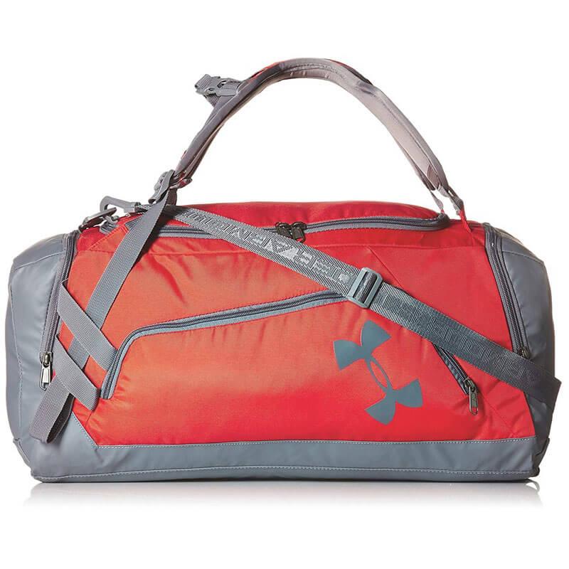 アンダーアーマー バッグ バックパック ダッフルバッグ Under Armour UA Contain Duo Backpack/Duffel Red (600)/Graphite