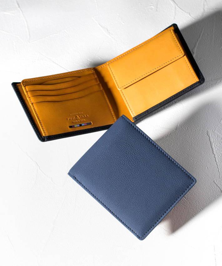 FUJITAKA ACCESSORIES/フジタカ アクセサリーズ バブル財布 二つ折り財布 カード段11