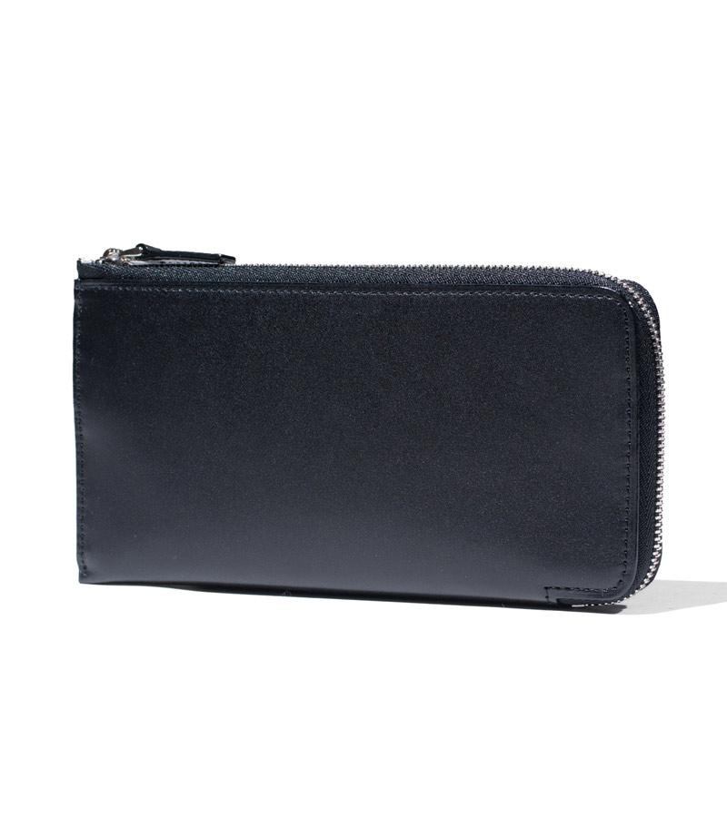 IS/IT イズイット/フォレスト財布 長財布 L字ファスナー型 カード段10
