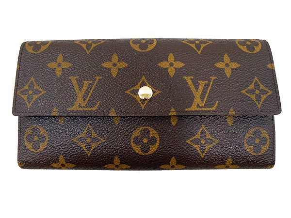 Louis vitnviton,钱包 M61217 会标