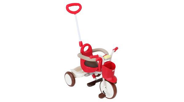 子供用三輪車 当店人気 お誕生日プレゼントに最適です  iimo tricycle ♯01 NEW