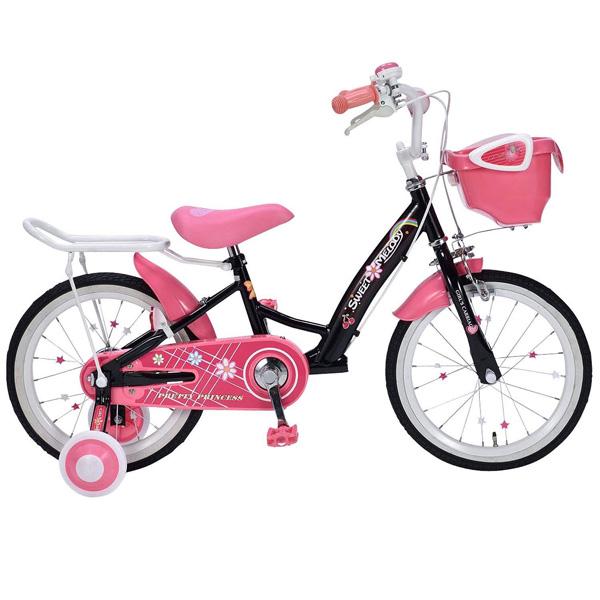 子供用自転車 安い 女の子用 16インチ MD-12 マイパラス