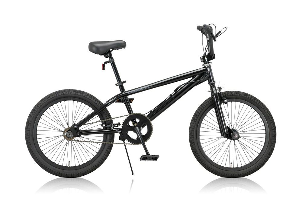 BMX ストリート 20インチ ペグ スタンド ハンドル自転車フリースタイルタイプ 自転車 (じてんしゃ) 当店人気 カッコイイ BM-20E