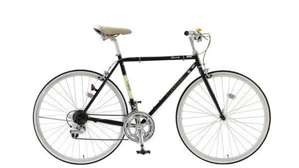 クロスバイク 自転車 車体 700C スタンド シマノ14段変速ギア YCR7014 TOPONE トップワン