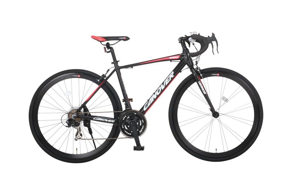 ロードバイク 自転車 700c シマノ21段変速 軽量 アルミ エアロチューブ CANOVER カノーバー CAR-015 UARNOS(ウラノス) CAR-015-CC UARNOS