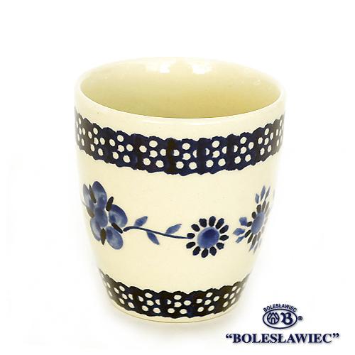 Zaklady Ceramiczne Boleslawiec 大放出セール セール商品 ボレスワヴィエツ陶器 湯呑カップ-273 ザクワディ