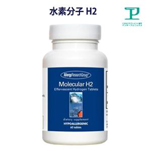 水素分子H2 水素水生成サプリメント 無添加 60~30日分x2【サプリ/水素水の素/元素マグネシウム/アレルギー対応/健康食品/MolecularH2】