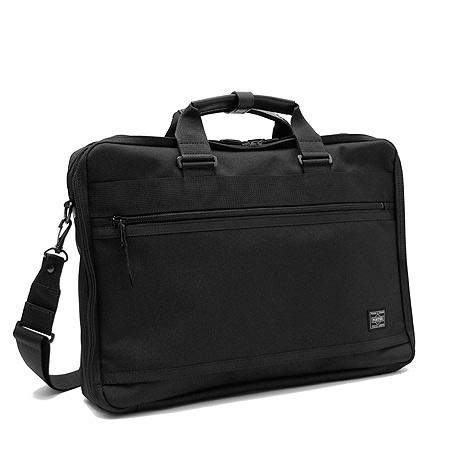 吉田カバン ポーター クリップ PORTER 2way ブリーフケース 2室 薄マチ スリム 薄型 メンズ ビジネスバッグ 550-08959 ブランド 旅行