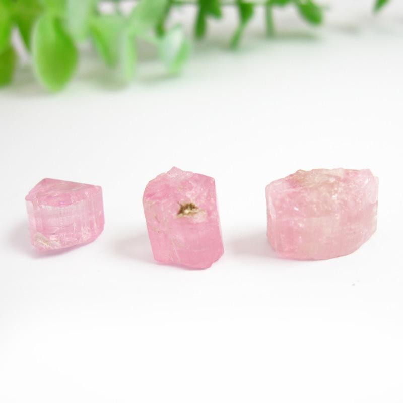 ピンクトルマリン 単結晶 1個売り 石の蔵