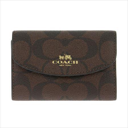 【Fashion coupon】対象ショップ限定1000~30000OFFクーポンプレゼント20日~21日COACH コーチ F52852/IMAA8/1 キーケース