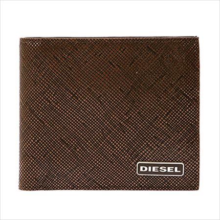 DISEL ディーゼル X03344-P0517/H6028 二つ折り財布