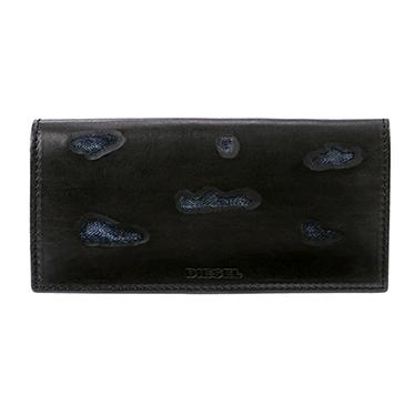 【Fashion coupon】対象ショップ限定1000~30000OFFクーポンプレゼント20日~21日DISEL ディーゼル X03807-PS978/H3820 長財布