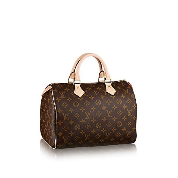 【新品】【ルイヴィトン スピーディ 30 モノグラム】 LOUIS VUITTON ハンドバッグ M41108 【Luxury Brand Selection】