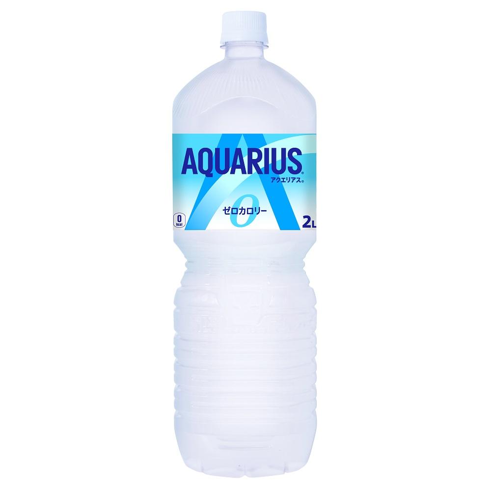 渇いたからだに必要なミネラル 燃焼系カルニチンを配合 しかもゼロカロリー 気持ちもリフレッシュできる 売り出し スッキリとした味わい 高品質新品 ペコらくボトル2LPET 最大ポイント10倍 コカコーラスタンプラリー対象商品 6本入×1ケース アクエリアスゼロ