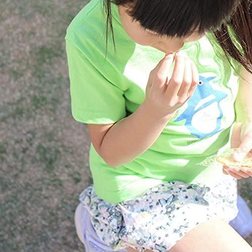 伊豆シャボテン動物公園 夏の人気アイテム ペンギン キッズサイズ プリントTシャツ 半袖 です 伊豆シャボテン本舗Tシャツ 全商品オープニング価格 授与 動物 子ども服 半袖男女兼用