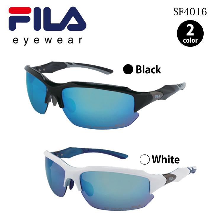 f29635517fe6 Sports sunglasses FILA Fila SF4016 UV cut mirror lens sneakers parka  baseball bicycle golf outdoor men ...