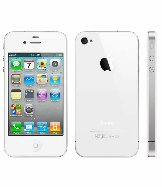【白ロム】 SoftBank iPhone4 8GB ホワイト【当社1ヶ月間保証】 スマホ 本体 送料無料