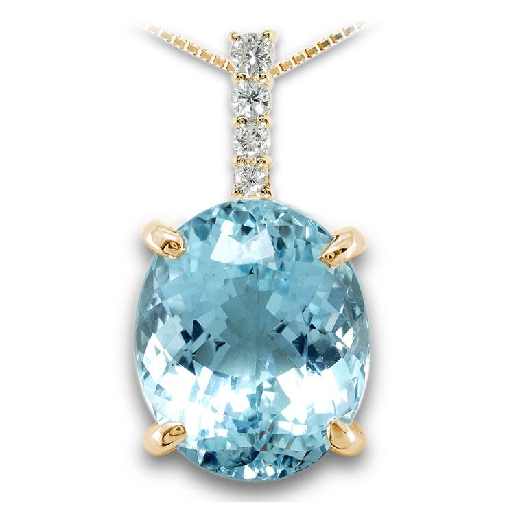【K18ペンダント チャーム 加工】 LLサイズ I型バチカン ダイヤモンド 0.17ct SET