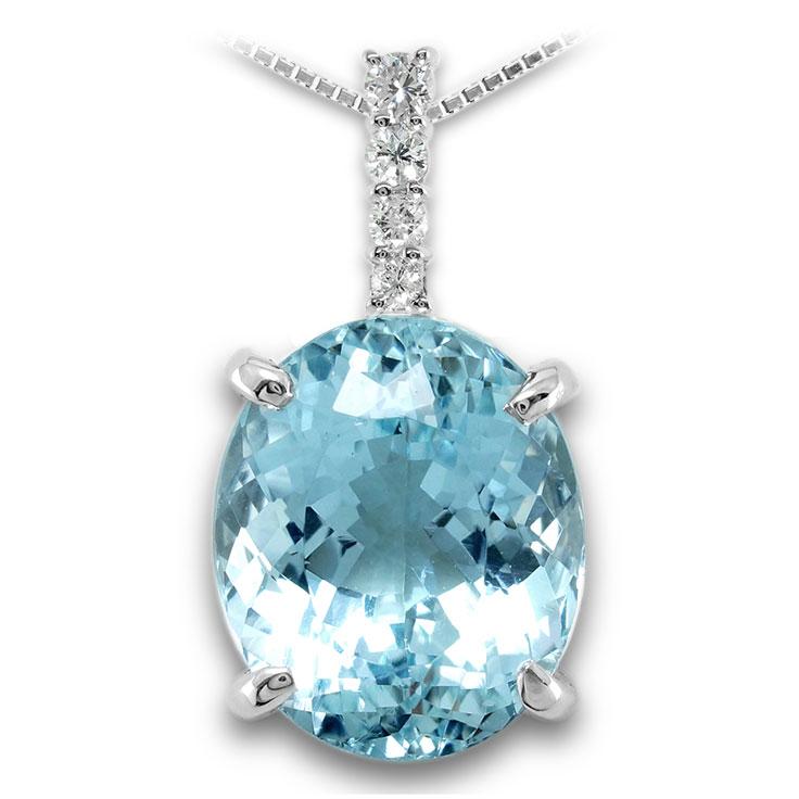 【Pt900ペンダント チャーム 加工】 LLサイズ I型バチカン ダイヤモンド 0.17ct SET