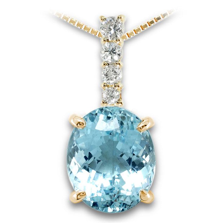【K18ペンダント チャーム 加工】 Mサイズ I型バチカン ダイヤモンド 0.17ct SET