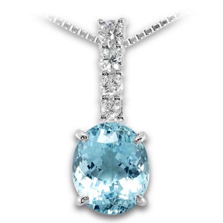 【Pt900ペンダント チャーム 加工】 Sサイズ I型バチカン ダイヤモンド 0.17ct SET