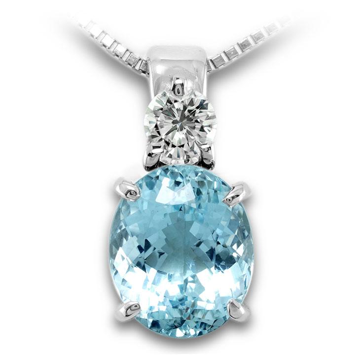 【Pt900ペンダント チャーム 加工】 Sサイズ ラウンドダイヤモンド 0.10ct SET