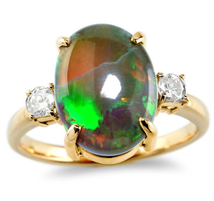 【K18リング 指輪 加工】 LLサイズ ラウンドダイヤモンド 0.10ct×2