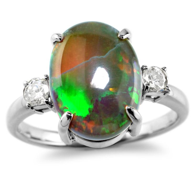 【Pt900リング 指輪 加工】 LLサイズ ラウンドダイヤモンド 0.10ct×2