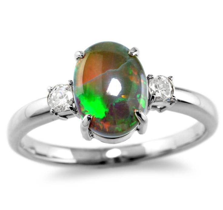 【Pt900リング 指輪 加工】 Sサイズ ラウンドダイヤモンド 0.05ct×2