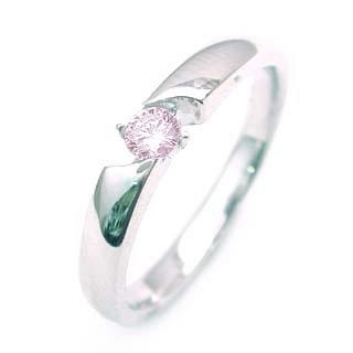 ピンクダイヤモンドリング 【DEAL】